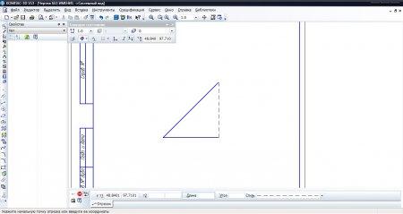 Как изменить тип (стиль) линий в программе Компас 3D?