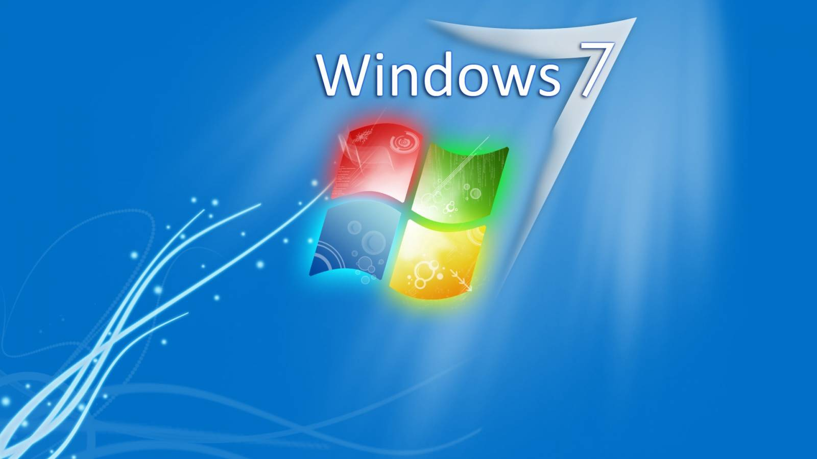 как поставить на заставку картинку на windows 7