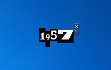 Гаджет часов на рабочий стол для Windows 7 и 8