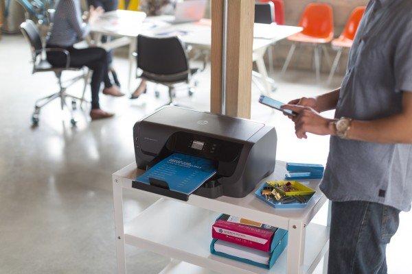 HP совершает прорыв у нас на рынке офисной печати