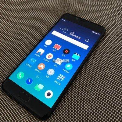 Неизвестный смартфон Meizu с изогнутым дисплеем засветился в сети