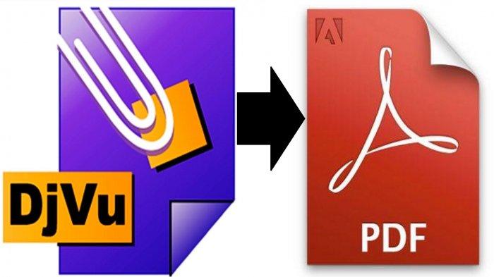 Конвертирование файлов djvu в pdf, онлайн сервисы, программы