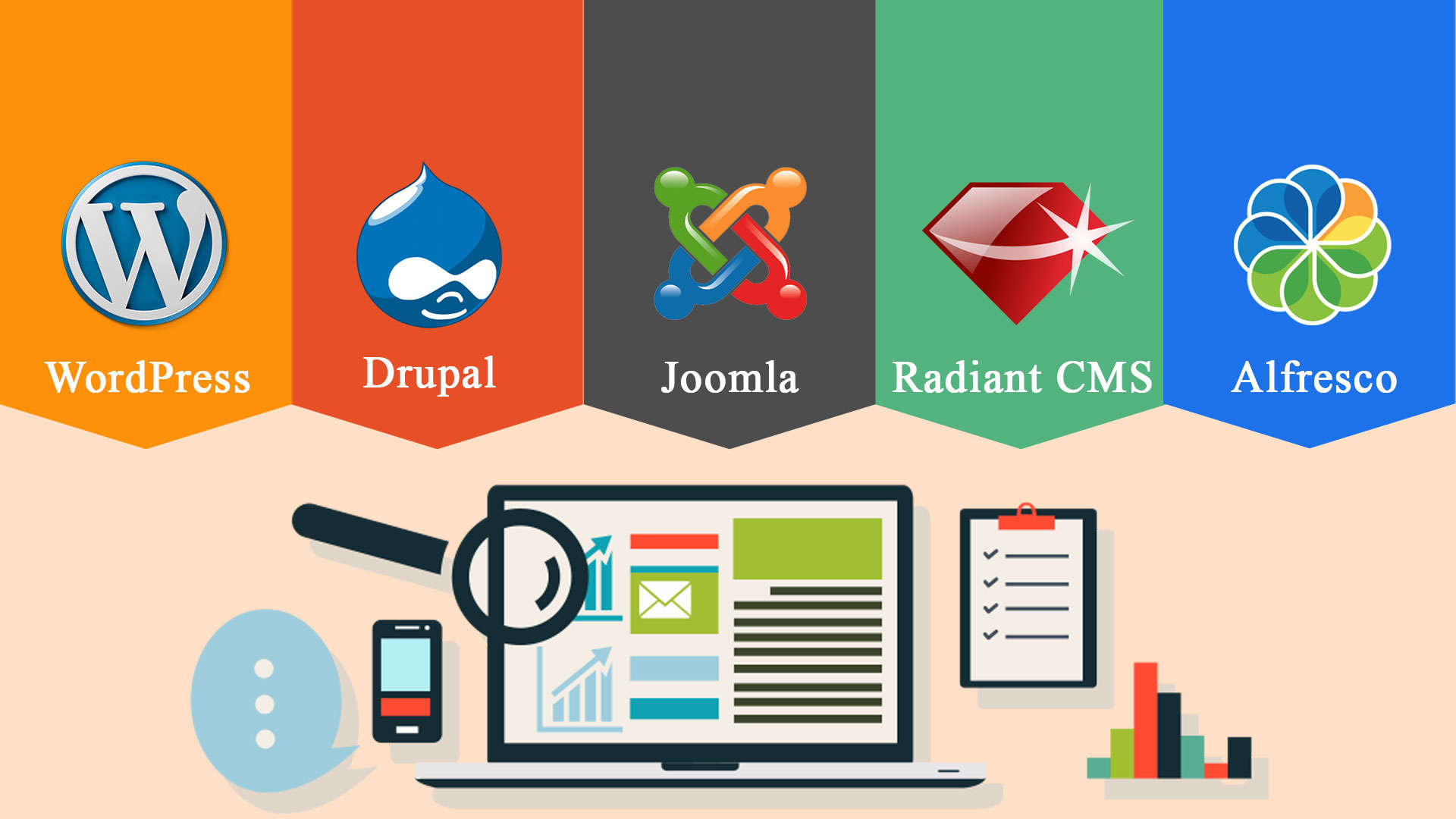 content management system Storing it means finding it an appropriate home in your infrastructure, be it a formal content management system or other information solution.